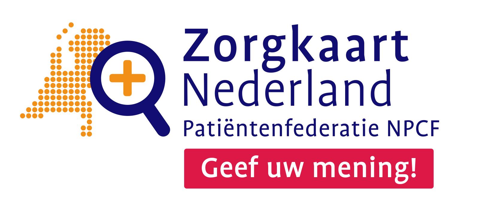 zorgkaart NL